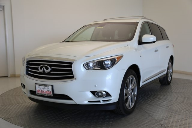 Certified Pre-Owned 2015 INFINITI QX60 FWD