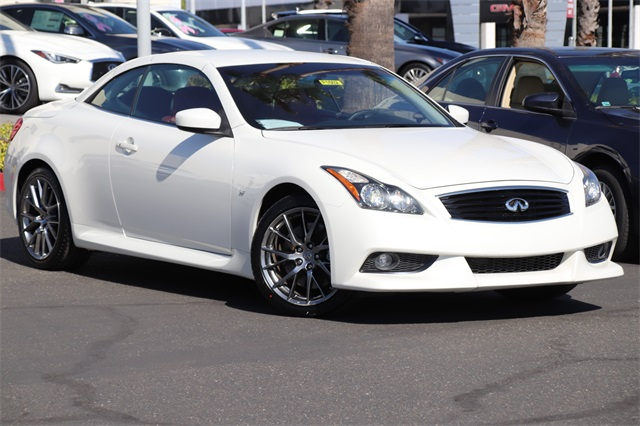 Pre-Owned 2015 INFINITI Q60 IPL Base