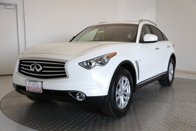Certified Pre Owned 2015 Infiniti Qx70 Rwd 4d Sport Utility In