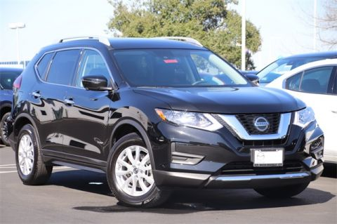 Pre-Owned 2019 Nissan Rogue Hybrid SV