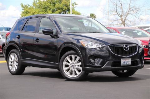 Pre-Owned 2013 Mazda CX-5 Grand Touring AWD