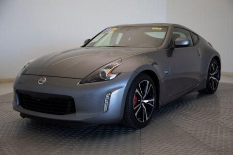 Pre-Owned 2018 Nissan 370Z Sport