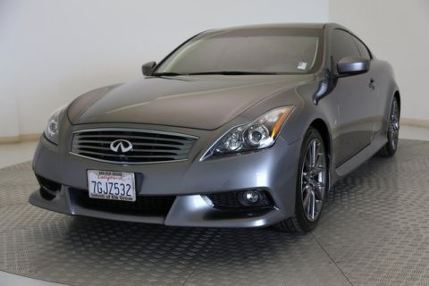 Certified Pre-Owned 2014 INFINITI Q60 IPL Base