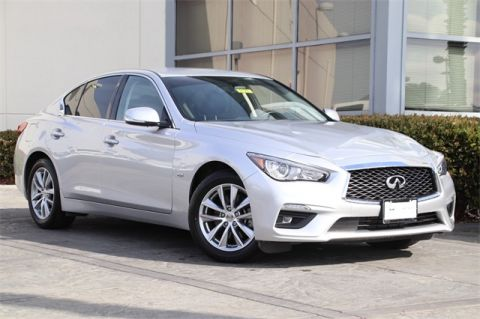 Certified Pre-Owned 2019 INFINITI Q50 2.0t PURE