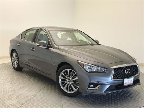 Pre-Owned 2020 INFINITI Q50 3.0t LUXE